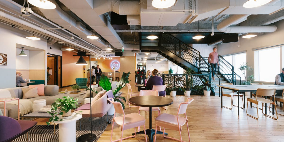 BETA.MN WeWork office space